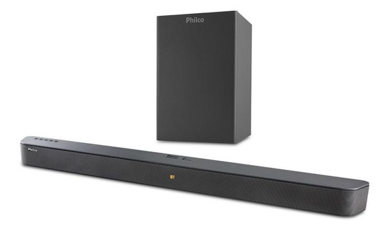 Soundbar Bluetoothphilco Bivolt