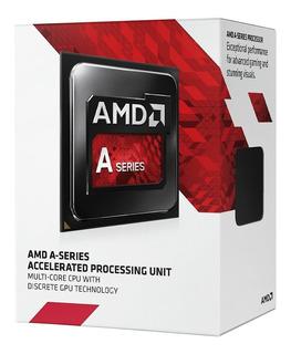 Procesador Pc Amd Apu A6 7480 3.8ghz Fm2+ Radeon R5 Cuotas