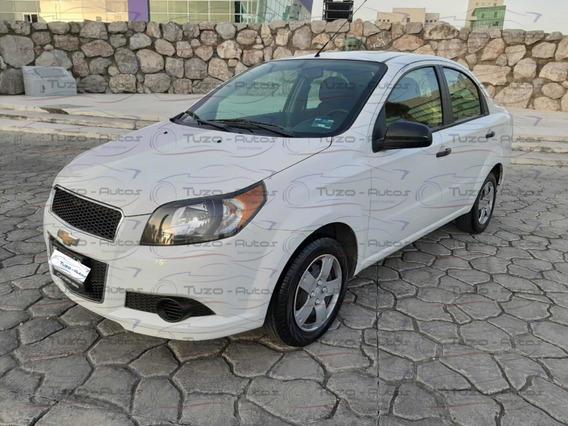 Chevrolet Aveo 1.6 Lt L4 At 2014