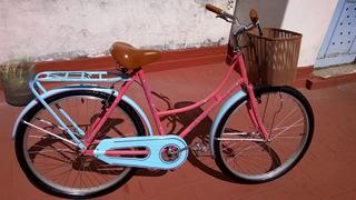 Bicicleta R26 Paseo, Dama, Vintage. Calidad 100% Filetiada.