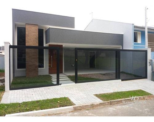 Casa À Venda, 220 M² Por R$ 875.000,00 - Boneca Do Iguaçu - São José Dos Pinhais/pr - Ca0246
