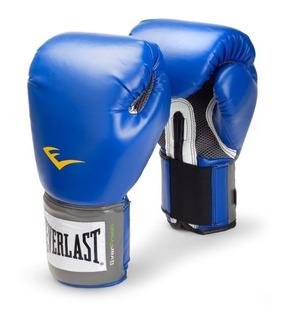 Guantes Boxeo Everlast Kick Boxing Muay Thai Box Pro Style
