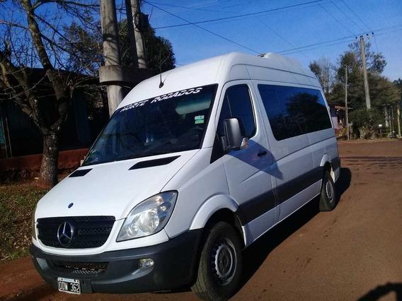 Mercedes-benz Sprinter 2.1 415 Combi 3665 150cv 15+1 Te 2014