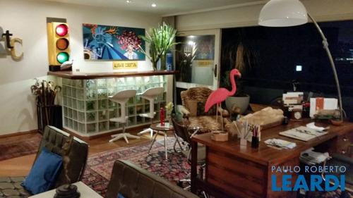 Imagem 1 de 15 de Apartamento - Higienópolis  - Sp - 537229