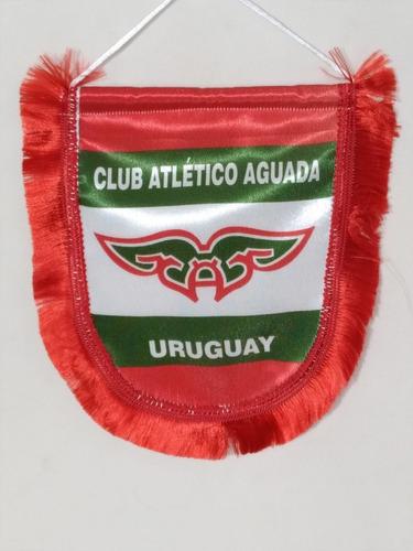 Banderín Club Atlético Aguada - Nuevos - Fabricamos