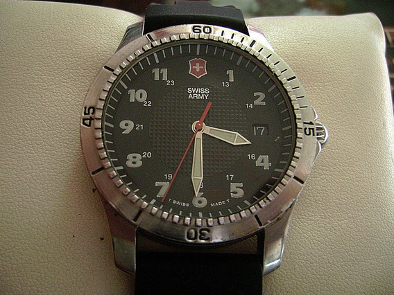 Bonito Reloj Swiss Army 100% Original. Swiss Made