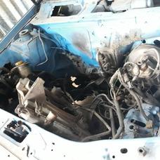 Fiat Palio Azul 4 Puerta