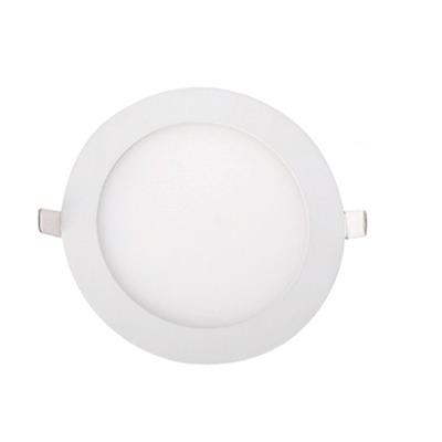 Luminária Led Embutir 12w 6500k Redonda Rowma