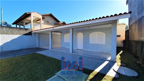 Imagem 1 de 13 de Casa 3 Quartos E Terreno Faixa Do Mar Shangri-lá - 2024sh-1