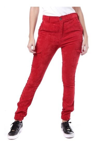 Pantalon Cargo Cora Corderoy | Vov Jeans (9132)