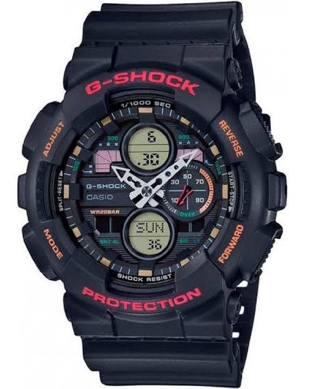 Relógio Masculino G-shock Ga-140-1adr 5612