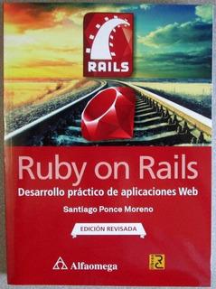 Ruby On Rails Desarrollo Práctico De Aplicaciones Alfaomega