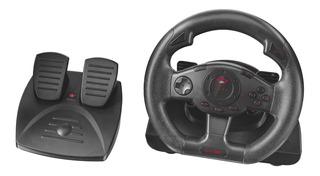 Volante Trust Gaming Gxt 580 Pedales Vibracion Pc Ps3