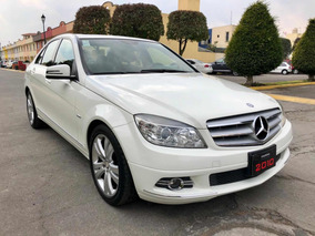 Mercedes-benz Clase C 1.8 200 Cgi Exclusive Mt 2010
