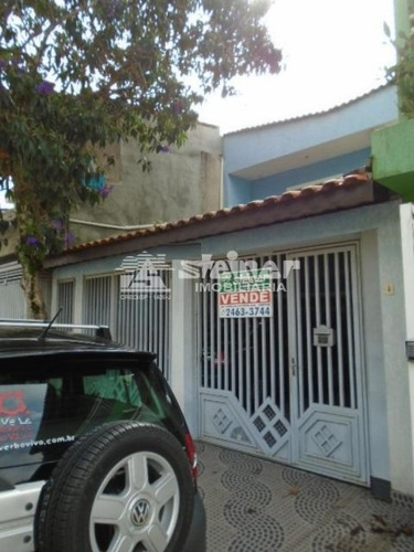 Imagem 1 de 18 de Venda Sobrado 3 Dormitórios Jardim Paulista  Guarulhos R$ 450.000,00 - 33470v