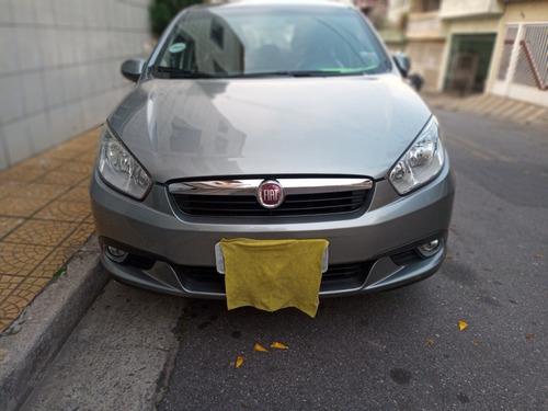 Imagem 1 de 9 de Fiat Grand Siena 2014 1.4 Attractive Flex 4p