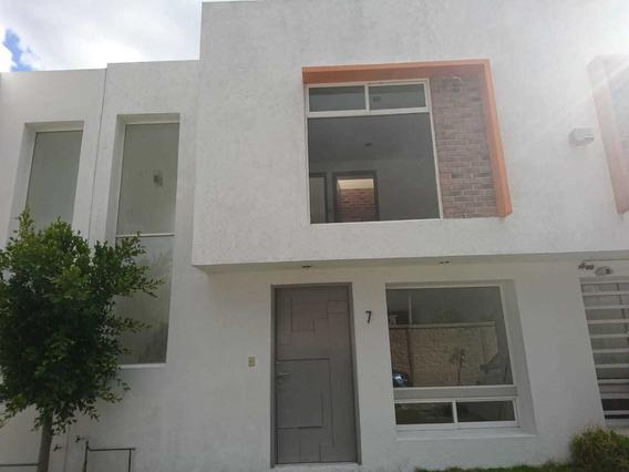 Hermosa Casa En Cuautlancingo, Puebla Cerca De Vw, Explanada