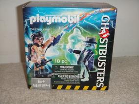 Caça Fantasma - Personagem - Playmobil - Raro