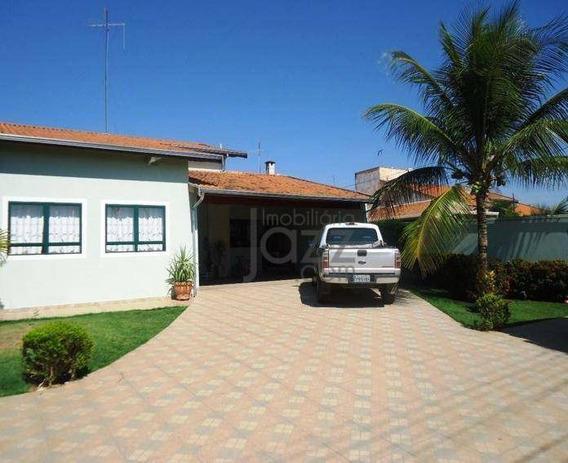 Casa Residencial À Venda, Bosque Das Palmeiras, Campinas. - Ca1945
