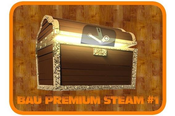 Steam Baú - Premium 30 Aleatório - Pc Game