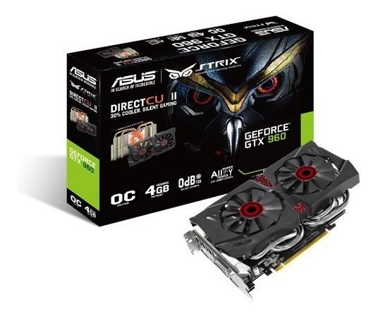 Gtx 960 4 Gb Asus Strix
