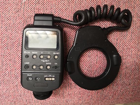 Flash Circula Canon Macro Ring Lite Mr-14ex