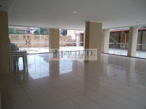 2491 - Apartamento Para Vender, Tambaú, João Pessoa, Pb - 22995