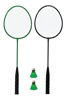 Franklin Sports 2 Jugadores Raquetas De Badminton Led
