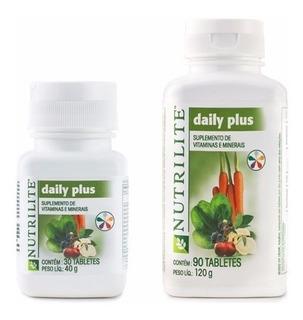 Daily Plus Nutrilite Amway (90 Tabletas)