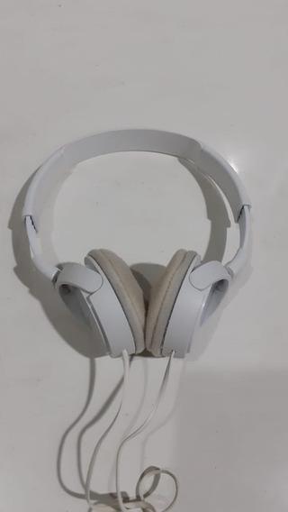 Fone De Ouvido Sony Original Branco Mdr-zx110 No Estado