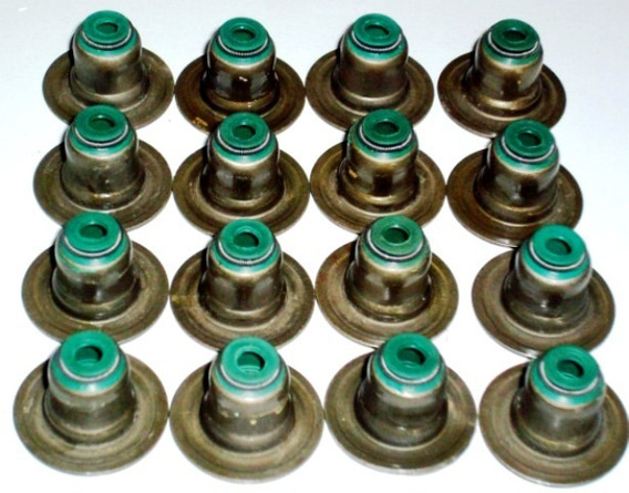 Jogo Retentores De Válvulas Omega 3.6 V6 24v 06/10 Hfv6