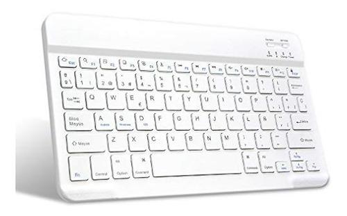 Mini Teclado Bluetooth 3.0 Inalambrico iPad Tablet Teléfono