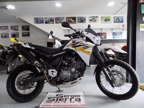 Yamaha Xt660r Blanca 2014