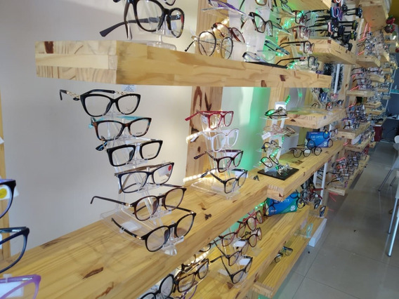 Óculos E Armações - Lote 100 Unidades Variadas