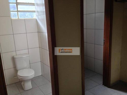 Prédio Para Alugar, 465 M² Por R$ 8.500,00/mês - Santa Terezinha - São Bernardo Do Campo/sp - Pr0138