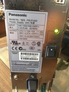 Fuente De Poder Para Conmutador Panasonic Tda100