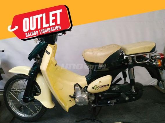 Motomel Go Vintage 125 Outlet-des Int 19712 Restaurar