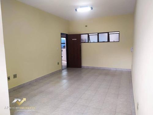 Sala Para Alugar, 25 M² Por R$ 550,00/mês - Bangu - Santo André/sp - Sa0155