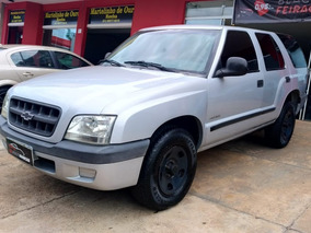 Chevrolet Blazer 2.4 2005/2005 Manual Gasolina Único Dono