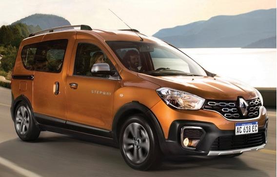 Renault Kangoo 1.6 Sce Stepway Ob