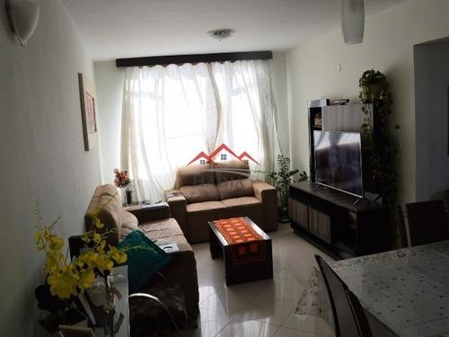 Apartamento Com 3 Dormitórios Edifício Acrópole - Jardim Bizarro - Jundiaí/sp. - Ap00062 - 34408224