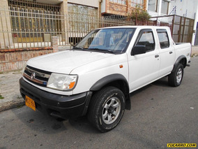 Dong Feng Rich 4x4 Doble Cabina
