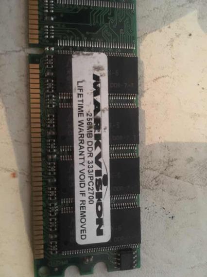 Memoria Ram Pc Ddr 400 256gb Usados Ver Imágenes