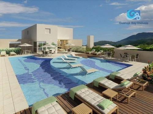 Imagem 1 de 30 de Apartamento Com 3 Dormitórios À Venda, 102 M² Por R$ 610.000,00 - Praia Das Pitangueiras - Guarujá/sp - Ap1475