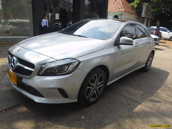Mercedes Benz Clase A 200 At 1600cc