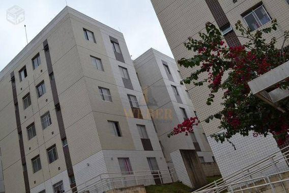 Apartamento Residencial À Venda, Vila Indiana, Taboão Da Serra. - Ap0067