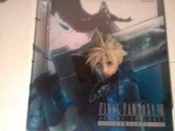 Final Fantasy Vii Ad Bluray+ Ffxiii Demo Japonês Raro