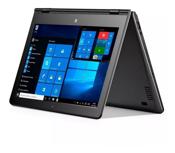 Notebook M11w Intel Quad Ram 2gb Win 10 11.6 Frete Gratis