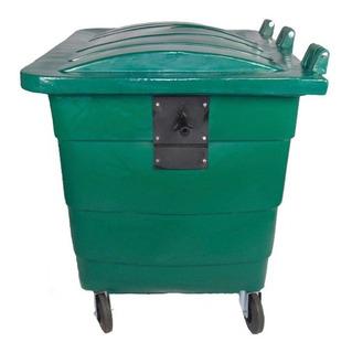 Container De Lixo 1000 Litros Rotomoldado Diversas Cores
