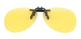 Pilot Polarizing Óculos De Sol Dos Homens De Visão Noturna